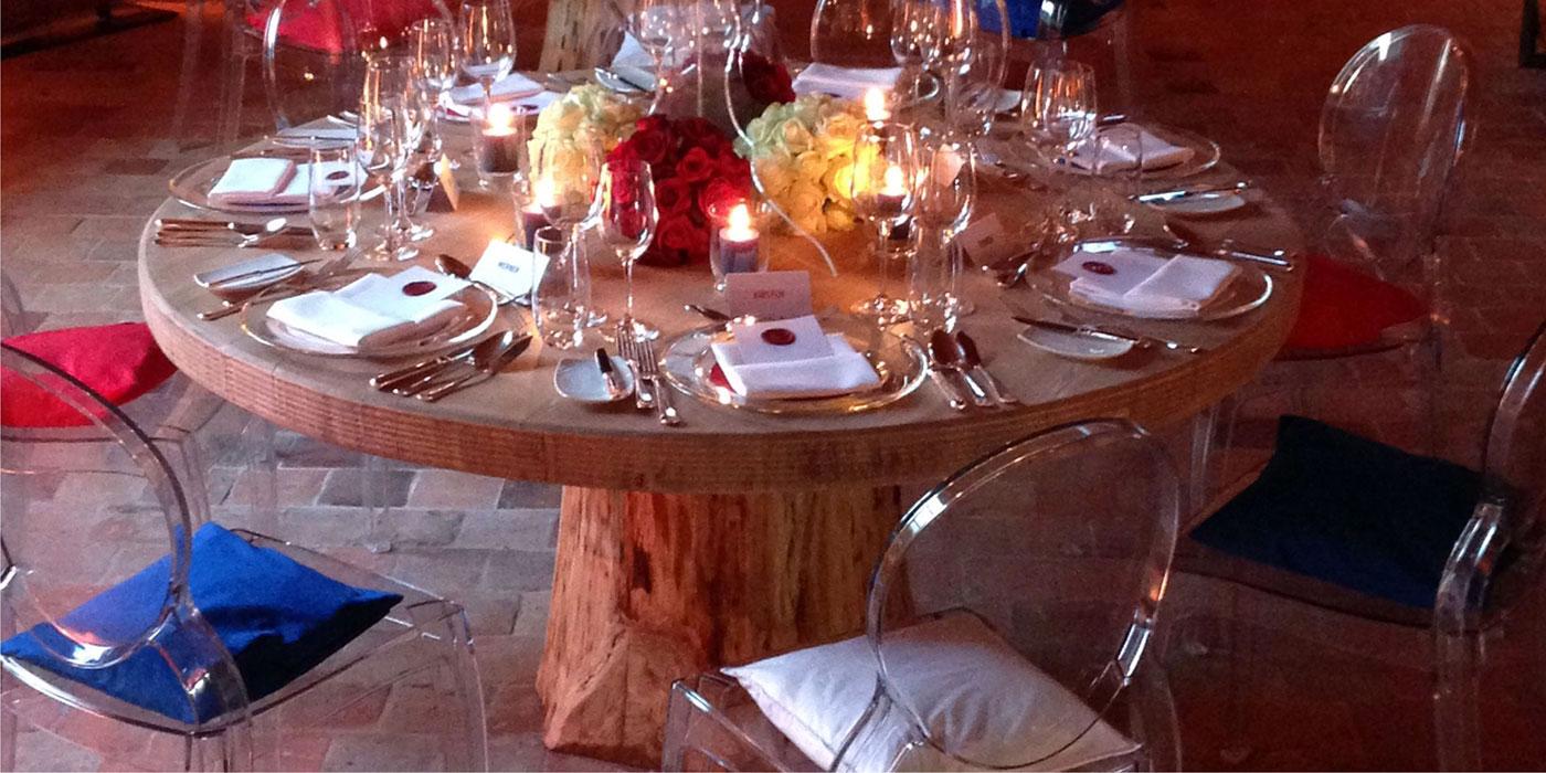 Tafeln und Tische